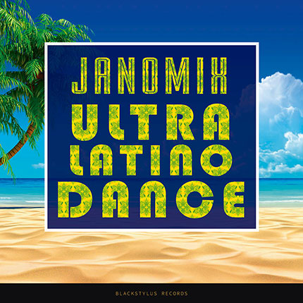 Janomix Ultra Latino Dance